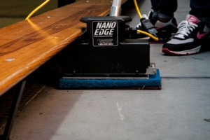 nano-edge-cleaning-hard-to-reach-areas-on-bleachers